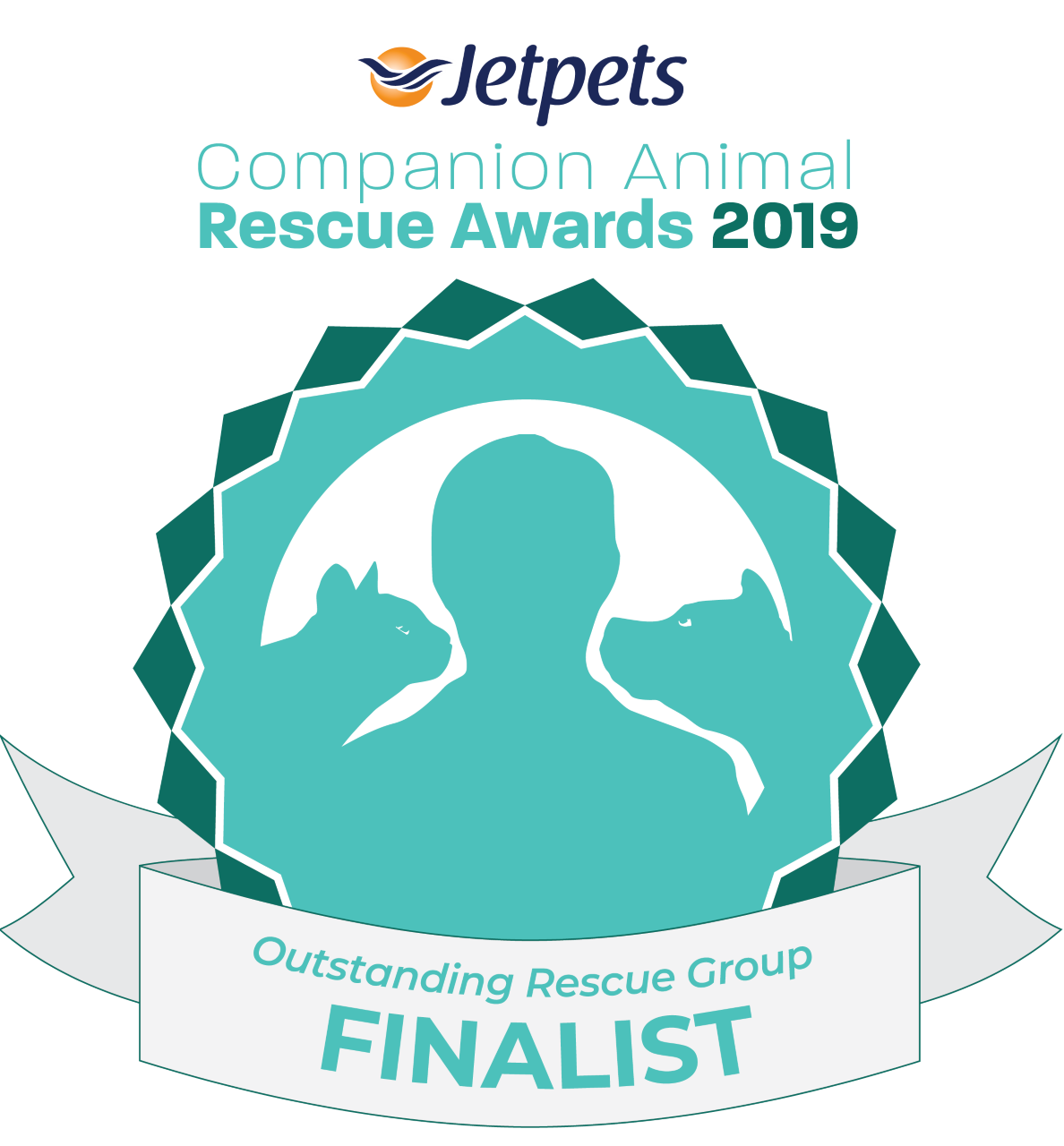 JetPets Rescue Awards finalist 2019