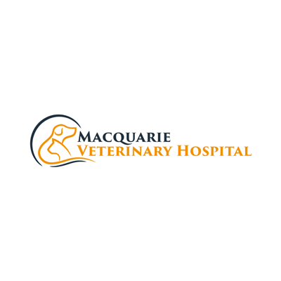 Macquarie Veterinary Hospital Logo